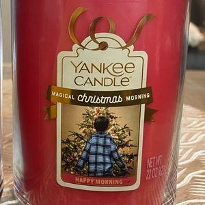 Magical Christmas Morning 22 Oz Tumbler Candle